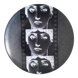 Fornasetti Tema E Variazioni Plate, Number 272, the iconic image of Lina Cavalieri