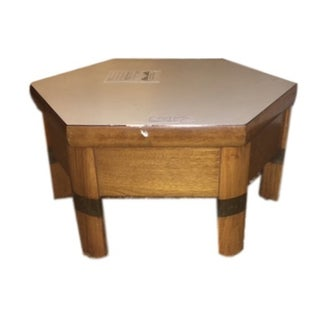 Edward Wormley Octagonal Stool