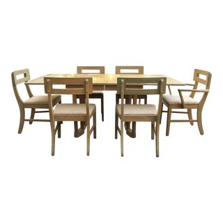 Mid-Century Dining Set - Set of 7