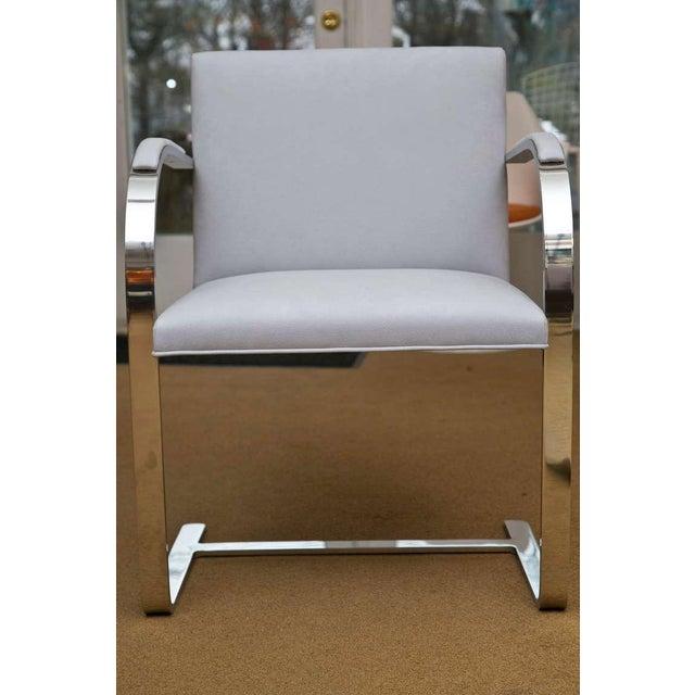 Set of 4 Vintage Ludwig Mies van der Rohe Brno Chairs - Image 5 of 7
