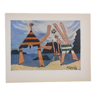 Vintage Picasso Lithograph I