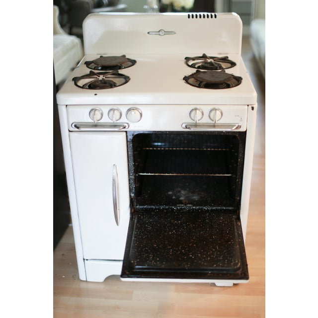 O'Keefe & Merritt Mid Century Oven - Image 8 of 9