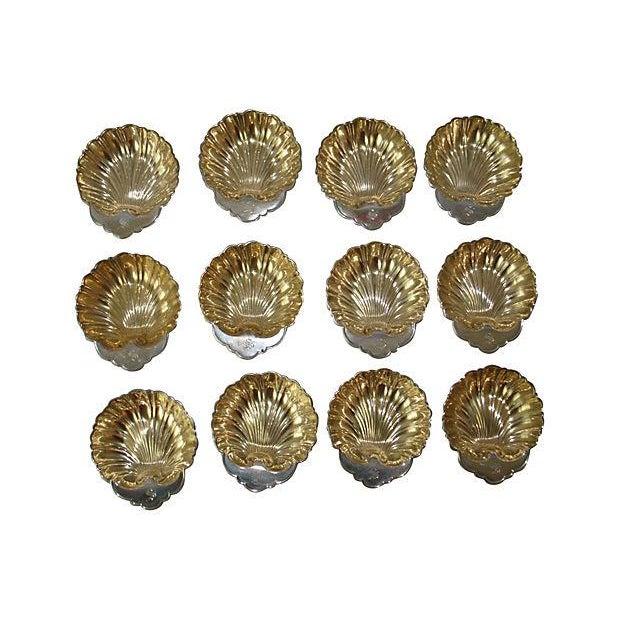 Gorham Sterling Silver Nut Bowls - Set of 12 - Image 1 of 4