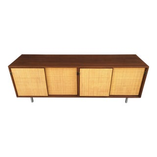 Early Vintage Knoll Credenza