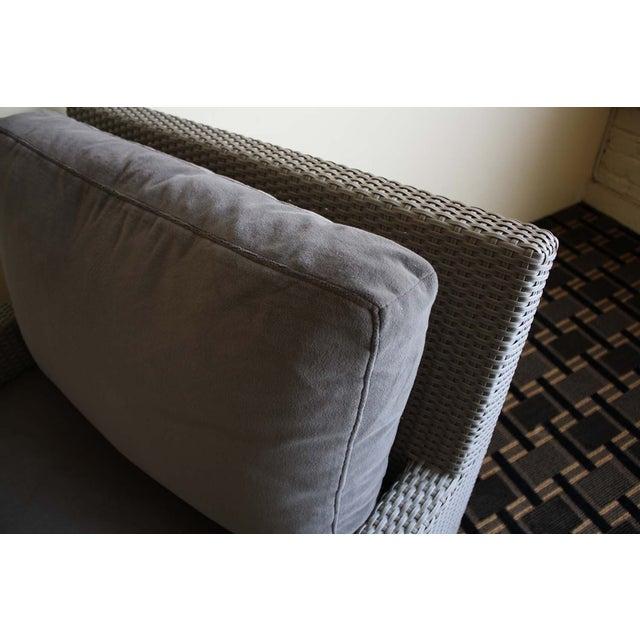 Barbara Barry Plateau Lounge Arm Chair - Image 4 of 5