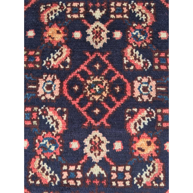 "Vintage Persian Malayer Runner - 2'4"" x 14'4"" - Image 5 of 10"
