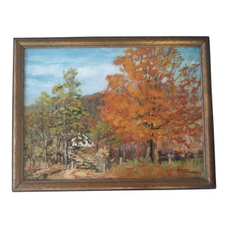Pennsylvania Impressionist Painting