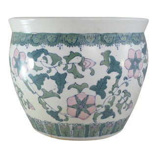 Vintage Chinoiserie Planter No. 2