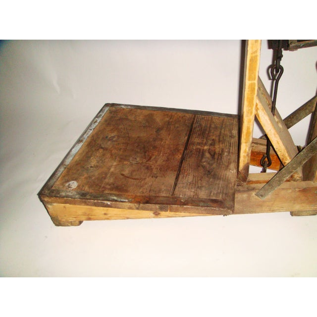 19th Century Swedish Weighing Scale - Image 7 of 7
