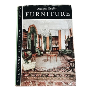 1961 Antique English Furniture Book