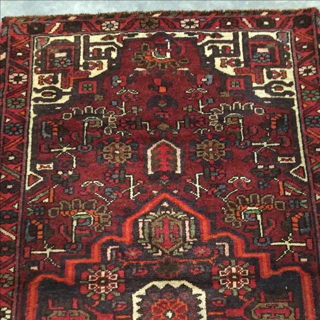Shiraz Persian Rug - 3′2″ × 4′5″ - Image 5 of 9