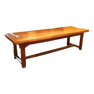 Tressle Dining Table