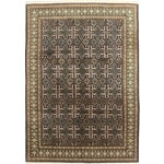 Image of RugsinDallas Persian Tabriz Rug - 8′3″ × 11′7″