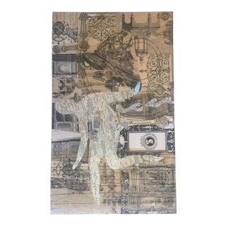 Wayne Cunningham Antique Paper Collage