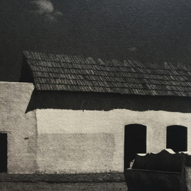 Image of Paul Strand Attributed Photogravure Mexico, 1940s