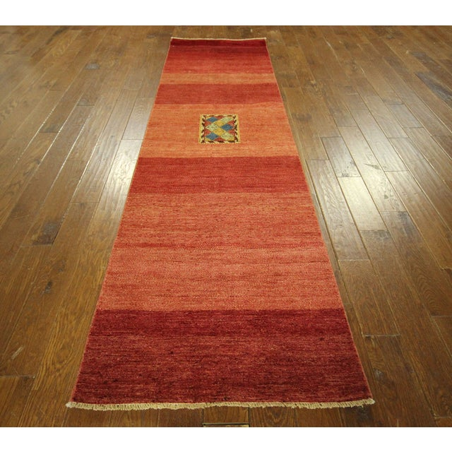 Modern Collection Gabbeh Runner - 2′9″ × 10′ - Image 2 of 9