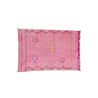 Sabra Silk Rug - 3′ × 4′7″