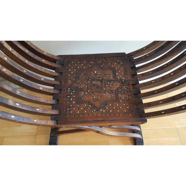 Savonarola Chair - Image 3 of 5
