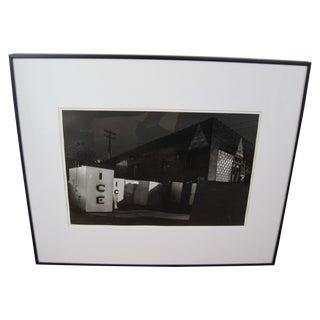 Gary Cawood Untitled Black & White Photograph