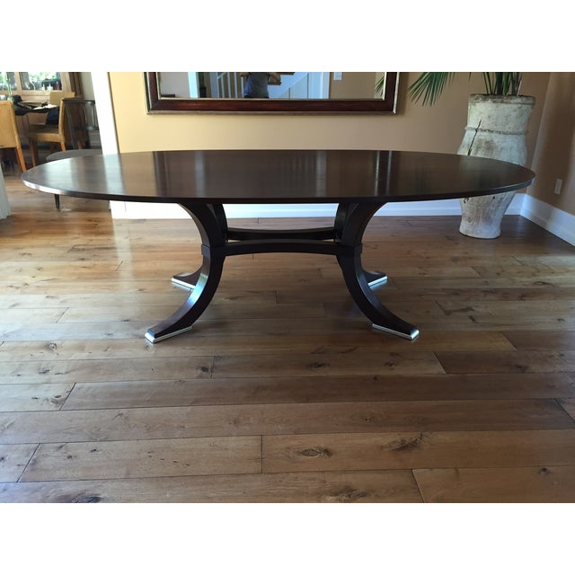 Walnut Dining Table - Image 2 of 6