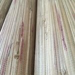 Image of Tan Grasscloth Wallpaper - Set of 4