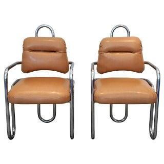 Pair of Kwok Hoï Chan Chairs