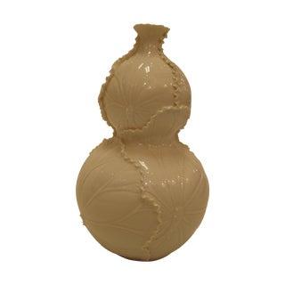 Porcelain Lotus Vase