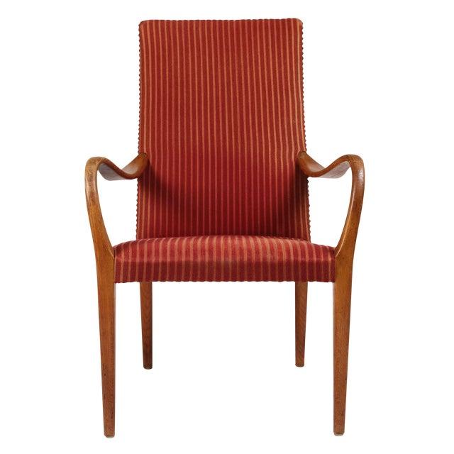 1943 Swedish Modern Armchair - Image 1 of 5