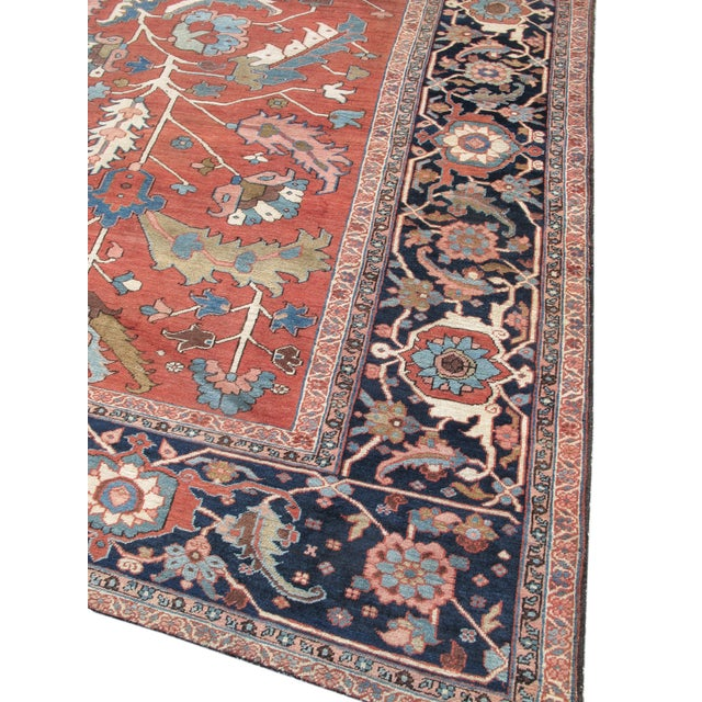 Serapi (Heriz) Carpet - Image 5 of 5