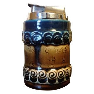 Bjorn Wiinblad for Rosenthal Ceramic Table Lighter