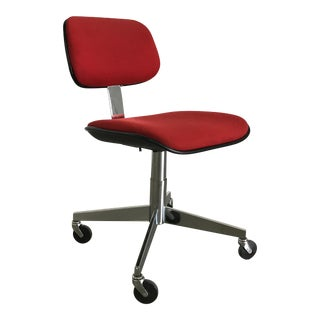 Mid Century Modern Steelcase Office Chair
