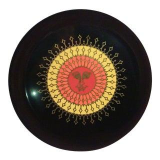 Coroc of Monterey California Sun Tray