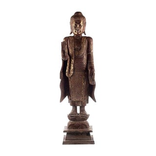 Golden Standing Buddha II