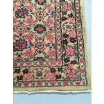 Image of Vintage Egyptian Hand-Tied Wool Rug - 3′9″ × 6′8″