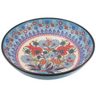 Blue Ceramic Samur Bowl