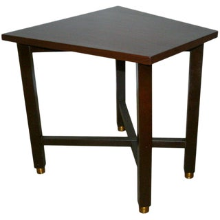 Walnut Dunbar Table by Edward Wormley