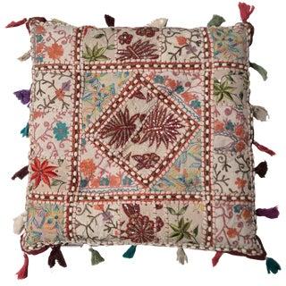 Lalita Vintage Textile Pillow