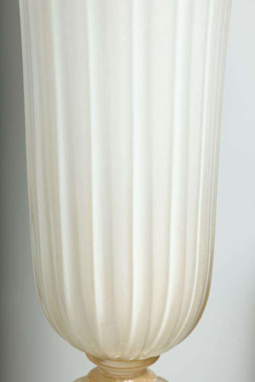 Pair Of Murano Glass Floor Vases   Image 8 Of 9