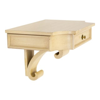 Wall-Mounted Console Table with Drawer