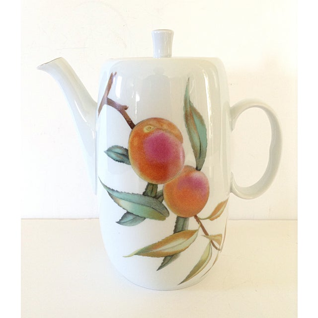 Royal Worcester Coffee Pot - Image 2 of 5