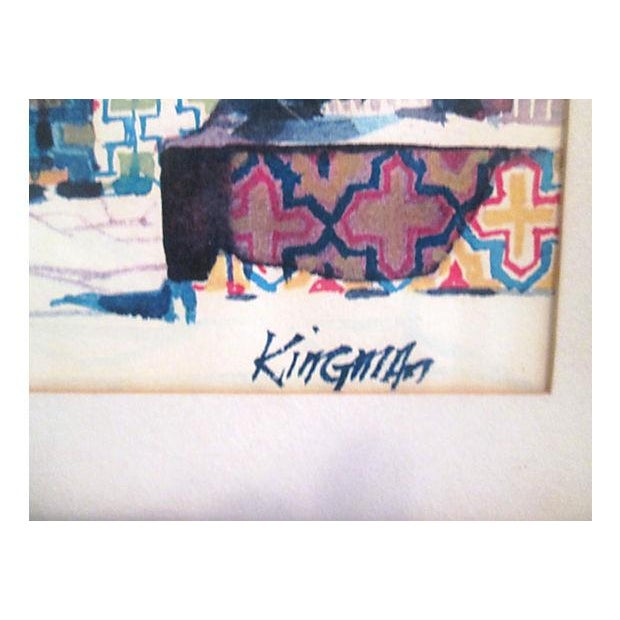 Image of Dong Kingman Lithograph