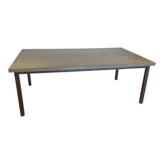 Custom Made Concrete Dining or Conference Table
