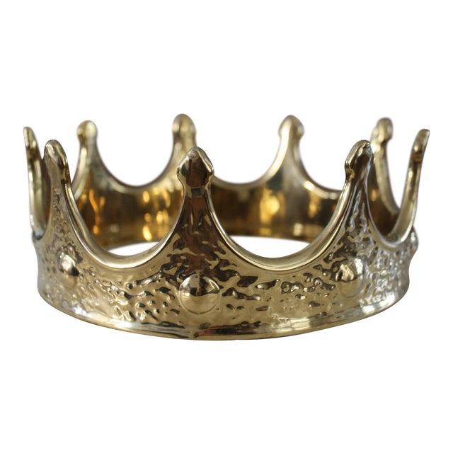 Gold Ceramic Crown - Image 1 of 8
