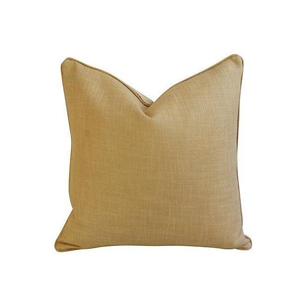 Custom French Pierre Frey Velvet Pillows - A Pair - Image 3 of 7