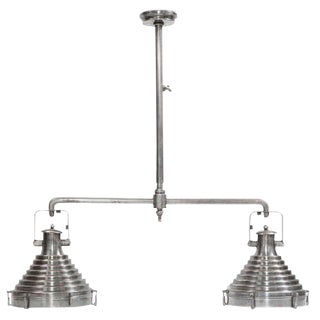 Industrial Steel Pendant Light