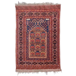 Ersari Prayer Rug