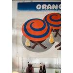 Image of Vintage Orangina Advertisement Poster by Bernard Villemot