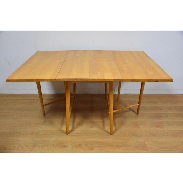 """Paul McCobb """"Predictor"""" Dining Table - Image 7 of 11"""