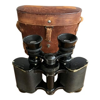 WWII Era French Binoculars