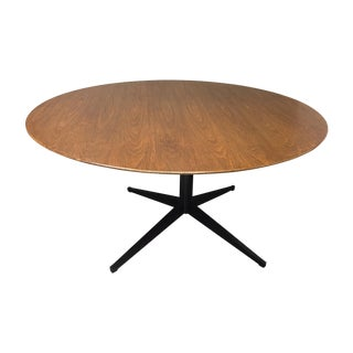 Vintage Florence Knoll Walnut Dining Table or Desk